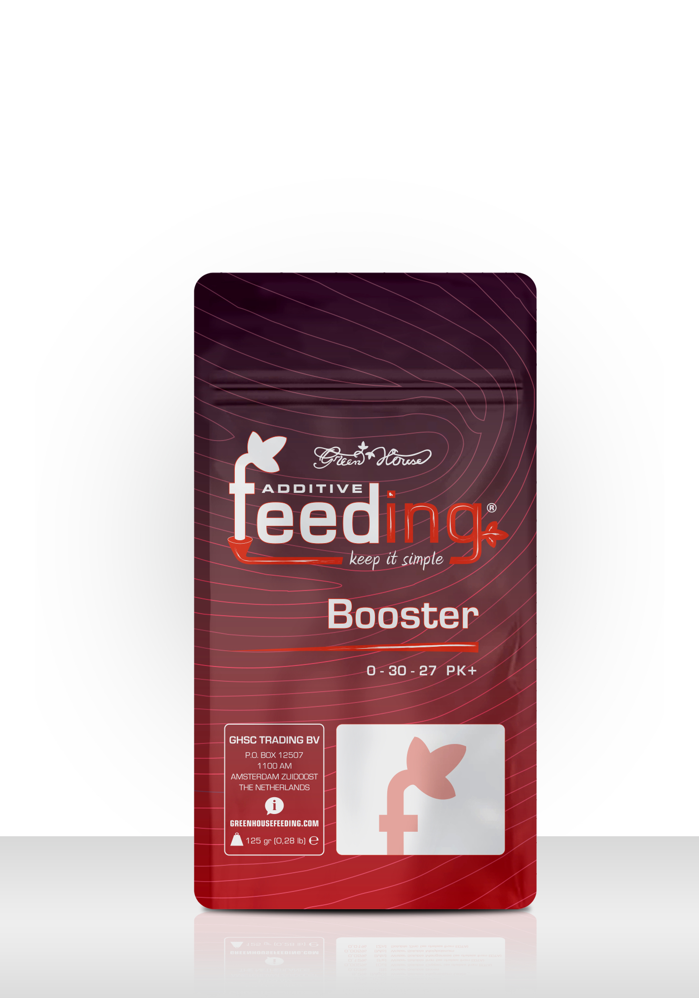 Green House Feeding - Booster PK+ 125g
