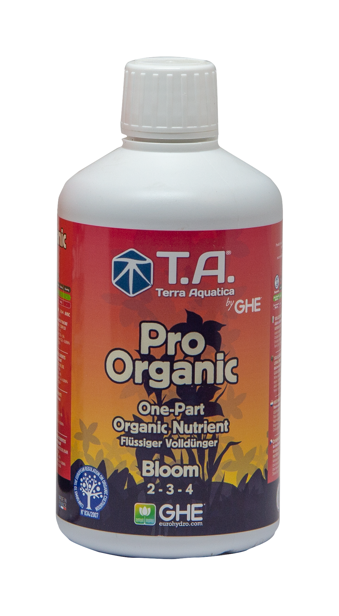 T.A. Pro Organic Bloom (BioThrive) 500ml
