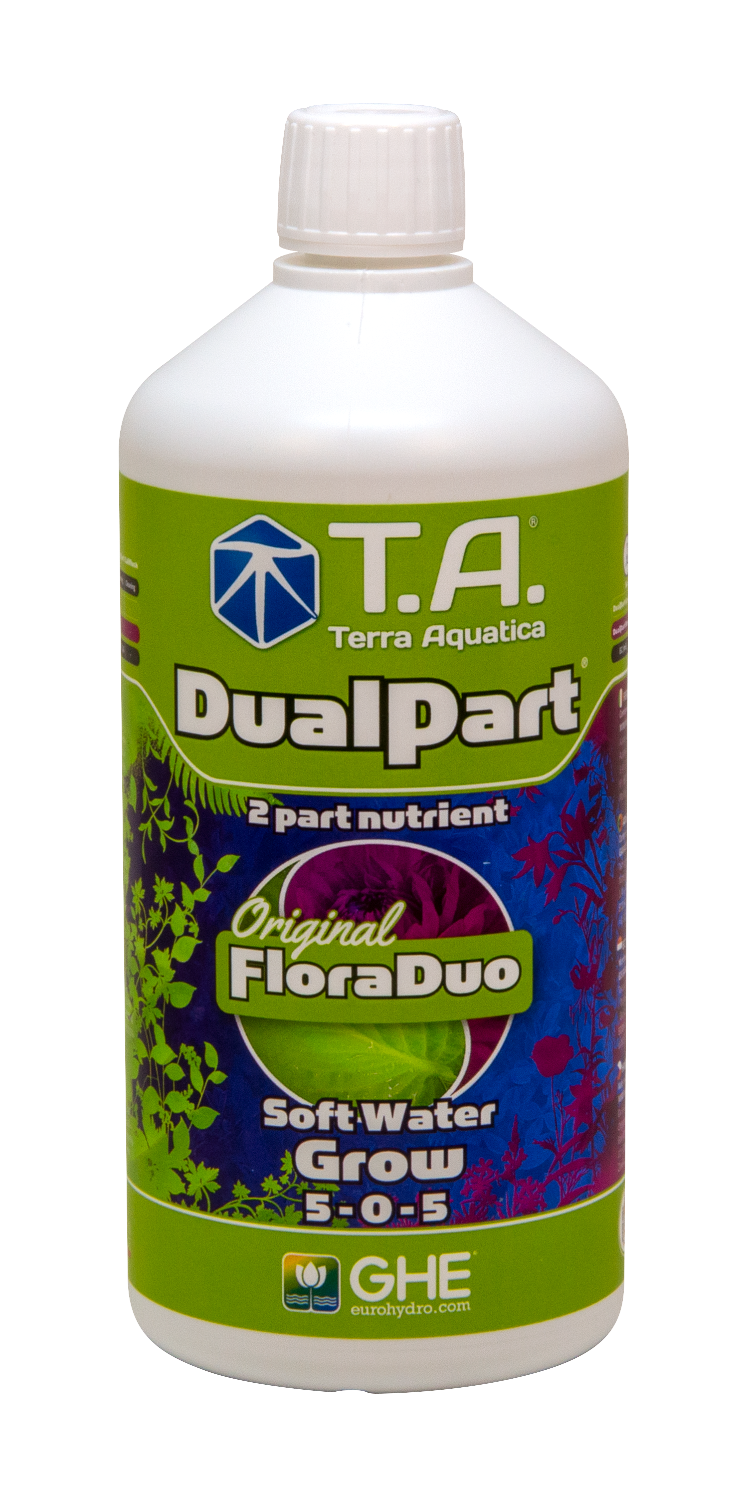 T.A. DualPart Grow Soft Water (FloraDuo) 500ml