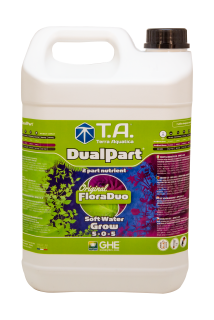 T.A. DualPart Grow Soft Water (FloraDuo) 5L