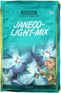 Atami Janeco Light Mix 50L, pěstební substrát