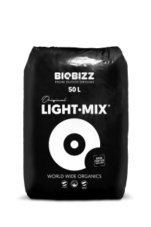 BioBizz Light-Mix 50L, pěstební substrát