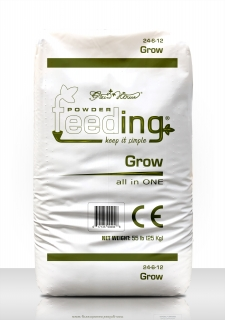 Green House Feeding - Grow 25kg