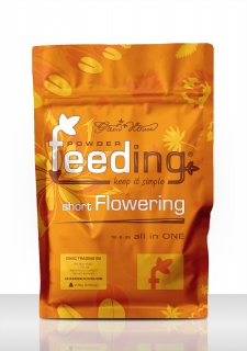 Green House Feeding - Short Flowering 2,5kg