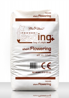 Green House Feeding - Short Flowering 25kg