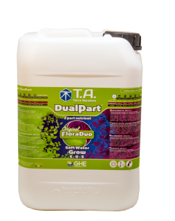 T.A. DualPart Grow Soft Water (FloraDuo) 10L